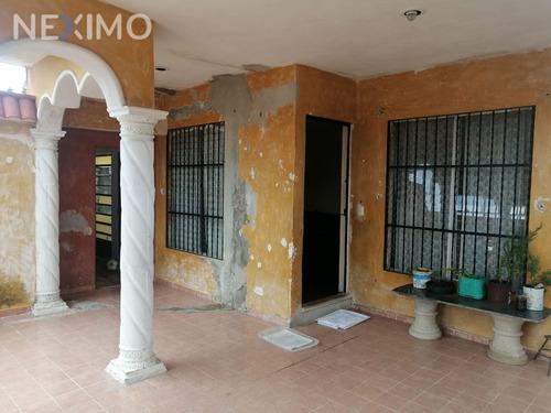 Imagen 1 de 4 de Casa En Venta Ubicada En Vicente Guerrero, Merida, Yucatan.