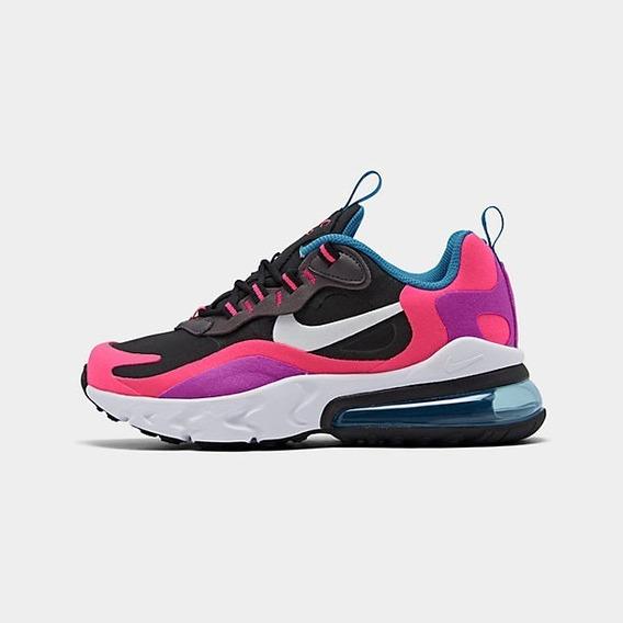 Zapatos Nike Air Max 270 React ( 48verdes)