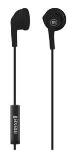 Auriculares Maxell Eb-mic Manos Libres Micrófono Celular