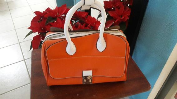 Bolsa Cklass Color Naranja.