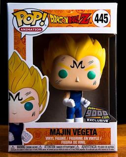 Funko Pop Majin Vegeta #445 - Miltienda - Dragon Ball