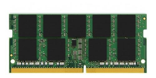 Memoria Ram Notebook 4 Gb 2666mhz Ddr4 1.2v Sodimm Bulk