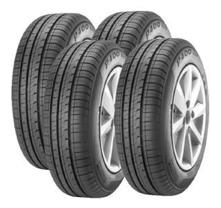 Jogo 4 Pneus Pirelli 185/60r14 82h Evo P400