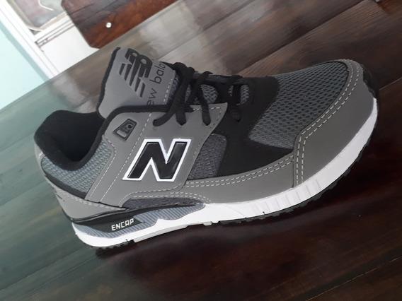 Tênis Masculino New Balance Novo Casual Corrida Caminhada