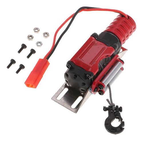 Imagen 1 de 5 de Cabrestante Rc Car Winch Repuesto Para 1:10 Rc Rock Crawler