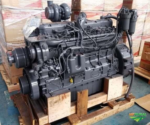 Motor Para Trator Valtra Componentes A Base De Troca
