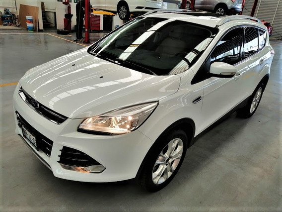 Ford Escape 2.0 Titanium Ecoboost Ta 2016