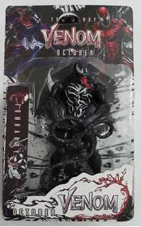 Venom De Spiderman Figura 17cm Articulado Luz! E-commerce07