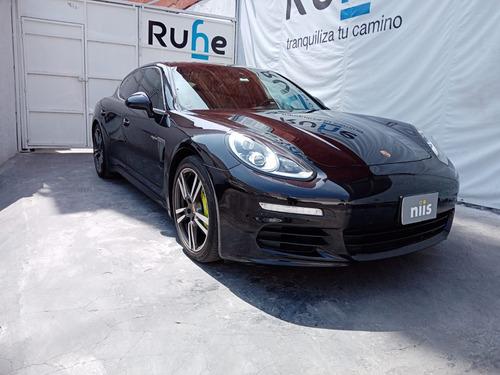 Imagen 1 de 15 de Porsche Panamera 2014 3.0 S Hibrido V6 Tiptronic At