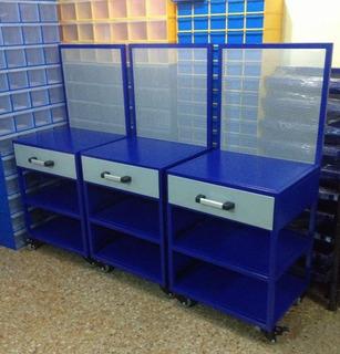 Mueble Tablero Organizador De Herramientas Empresa De Piso