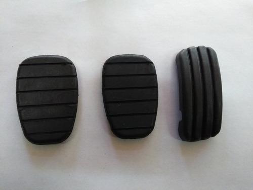 Kit Cubre Pedales Acelerador Freno Embrague Clio 2
