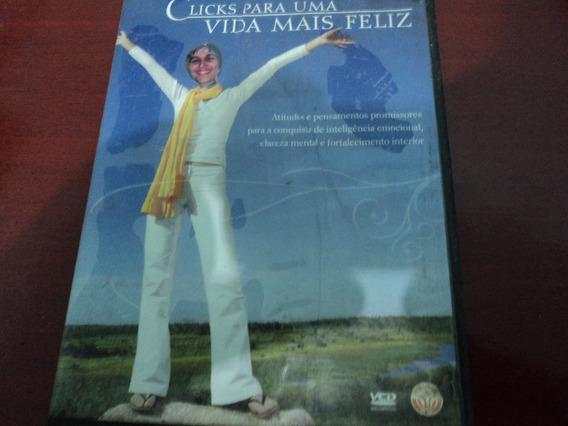 Clicks Para Uma Vida Mais Feliz - Dvd - 40