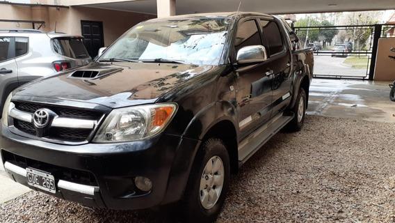 Toyota Hilux Año 2007 Srv 3.0d 4x2