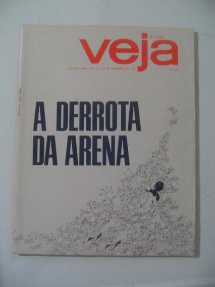Revista Veja 324 Arte Na Bahia Indio Xingu Juruna Bréa 1974
