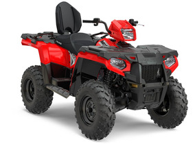 Atv Polaris Sportsman 570 Touring Não Can-nam Outlander Hon