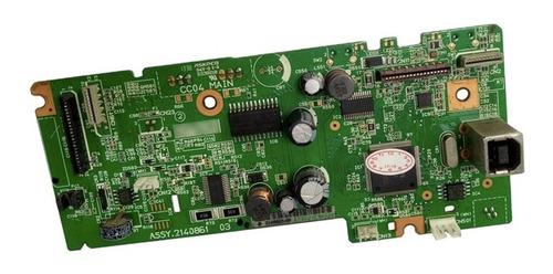 Imagen 1 de 10 de Tarjeta Logica Epson L555 Configurada Y Lista Para Usar Atp