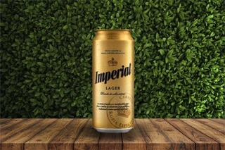 Pack 24 Imperial Lager 473ml - Moron