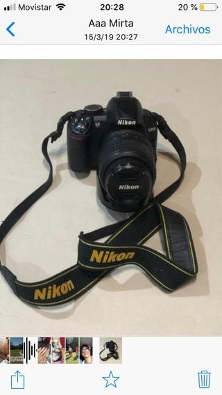 Cámara De Fotos Profesional Nikon