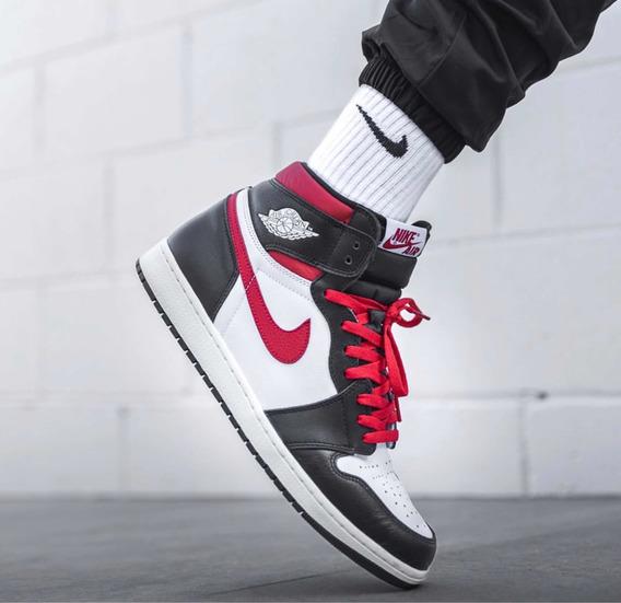 Tenis Nike Jordan 1 Gym Red