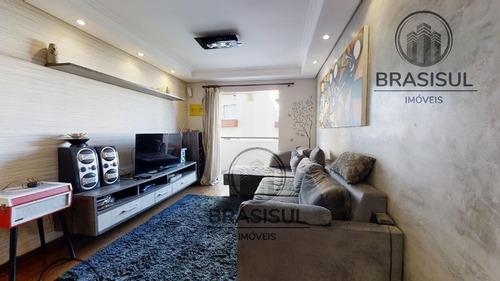 Apartamento Para Venda, 3 Dormitórios, Jd Marajoara - São Paulo - 6791