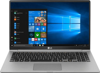 Notebook Lg Gram 15.6 Touch I7 - 16gb - 2 X 512gb Ssd