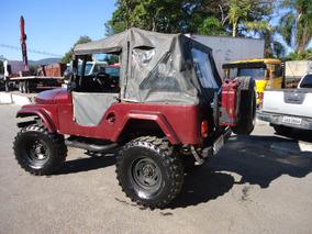 Jeep Willis, 1969, Turbo, 4x4, Reduzido, Off-road