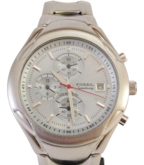 Relógio Fossil Speedway Chronograph Masculino - Original