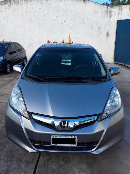 Honda Fit 1.4 Lx-l Mt 2015