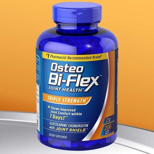 Osteo Bi Flex Biflex 200 Cápsulas Triple Strength
