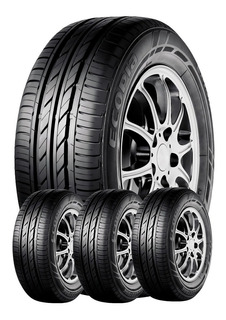 175/65/14 Bridgestone Ep 150 Combo X 4 Cubiertas