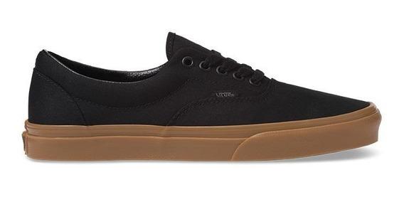 Zapatillas Vans Modelo Era Negro Marron Nueva Coleccion