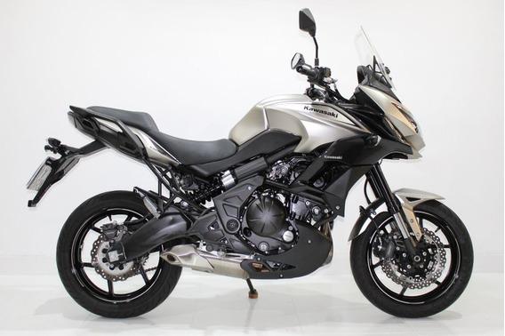 Kawasaki Versys 650 Abs Preta