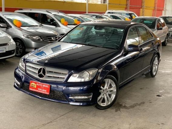C 200 1.8 Cgi Avantgarde 16v Gasolina 4p Automático 97000km