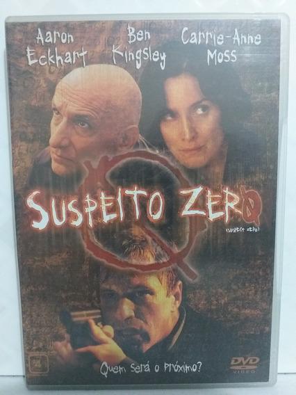 Dvd Suspeito Zero Aaron Eckhart Ben Kingsley Filme Original   Mercado Livre