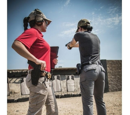 Pantalon Tactico Stryke Dark Navy Para Mujer 5 11 Taktik Equipment
