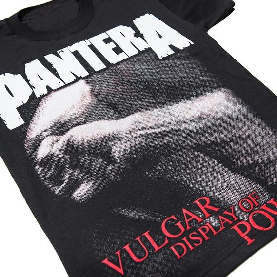 Pantera Remera - Vulgar Display Of Power - Premium