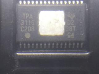 Tpa 3116 Tpa3116 Amplificador Clase D 50w Original