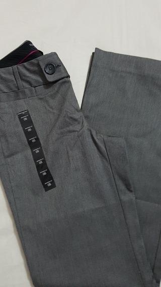 Pantalon De Vestir Talle 0s Banana Repúblic Made In India.