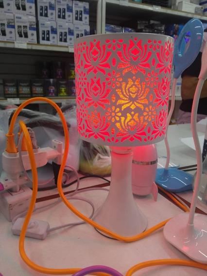 Luminaria De Mesa Abajur Table Lamp