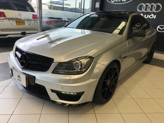 Mercedes-benz Clase C C63 Amg 2013