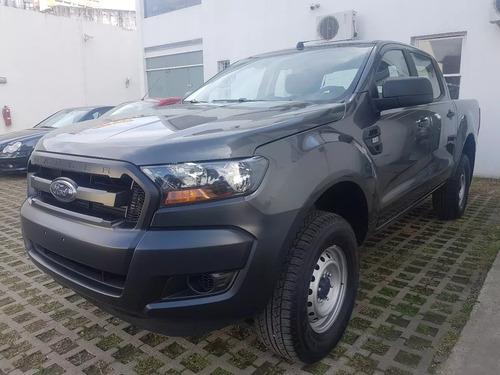 Ford Ranger 2.2l Cd 4x4 Xl Diesel 2021 En Stock Hc