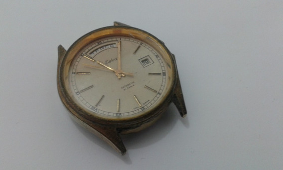 Relógio Eska Masculino Sucata Automatico