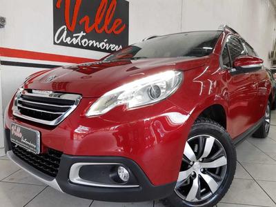 Peugeot 2008 Griffe 1.6 Flex Automático Completo