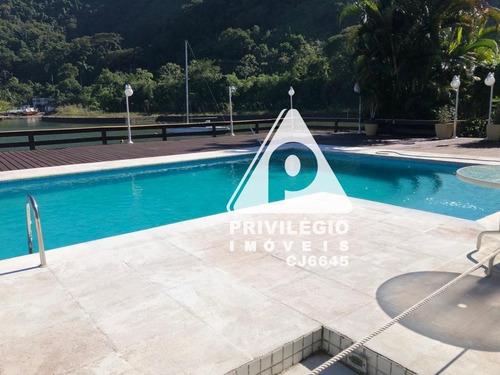 Casa Em Condomínio À Venda, 3 Quartos, 1 Suíte, Gambôa Do Belém (cunhambebe) - Angra Dos Reis/rj - 29510