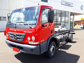 Mercedes-benz Accelo 1016 Marka Veículos Ltda.