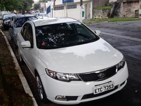 Kia Cerato Sx3 Branco Personalizado