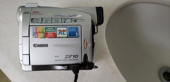 Filmadora Canon Zr 10