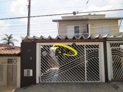 Casa Residencial Para Locação, Jardim Rosalina, Cotia - Ca3640. - Ca3640