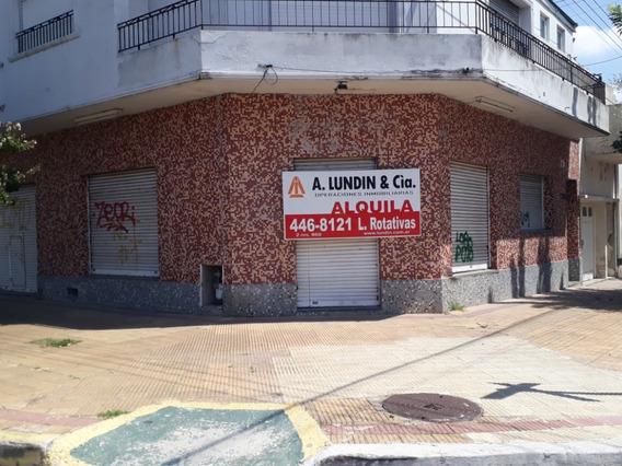 Local En Esquina-apto Comercio, Oficinas, Consultorios