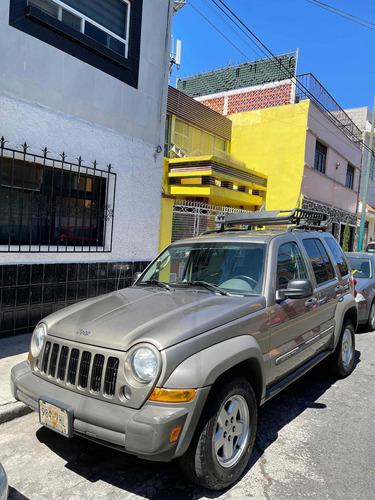 Imagen 1 de 15 de Jeep Liberty 2007 Sport 4x2 At